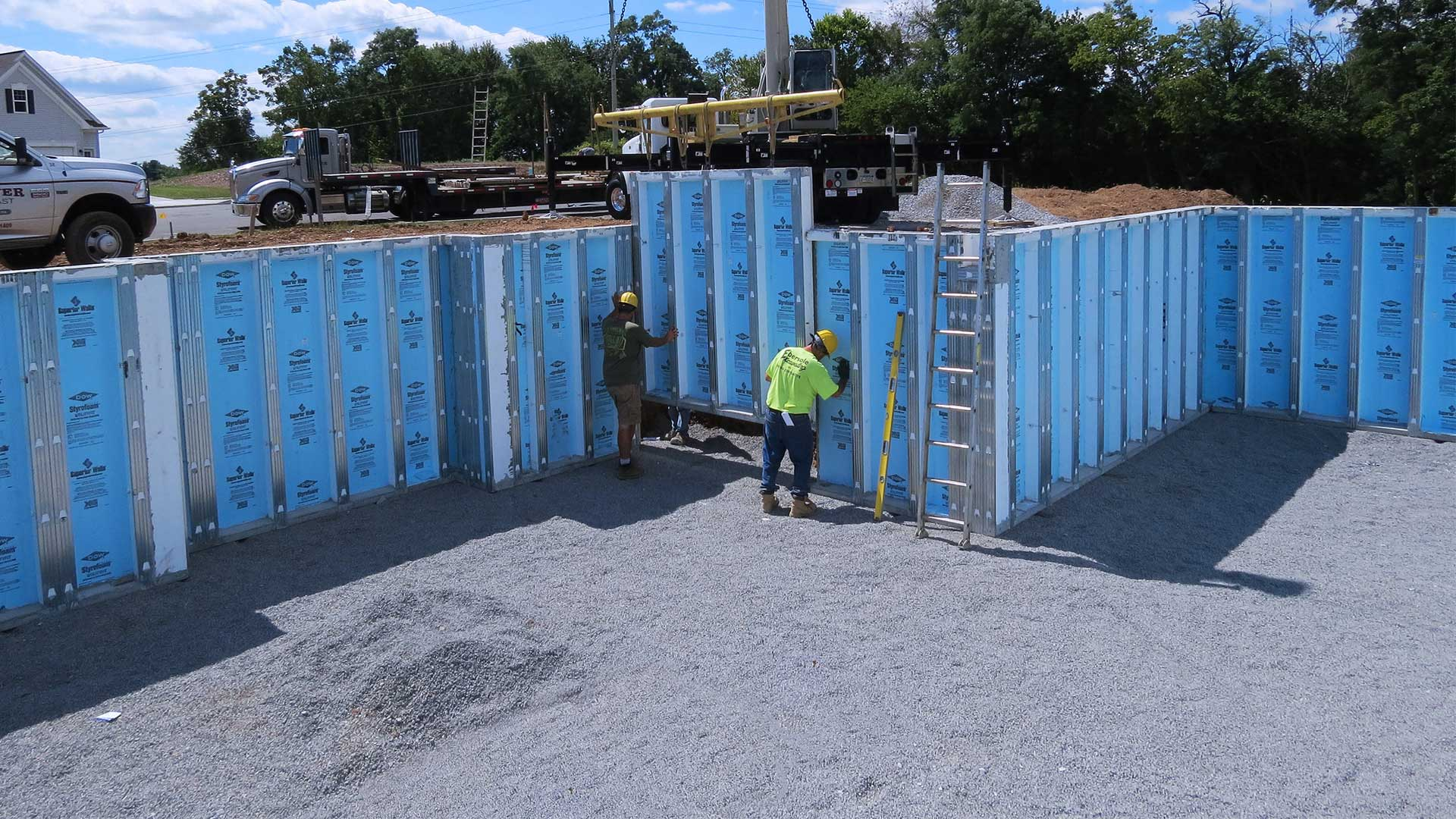 Superior walls america 39 s leader in precast concrete for Www superiorwalls com