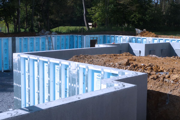 Superior walls frequently asked questions faq for Prefabricated basement walls